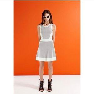Rag & Bone Ivory Mint Diem Dress M
